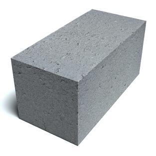 Блок фундаментный Rosser полнотелый 200х200х400 мм, цена - купить в интернет-магазине в Москве и МО.!